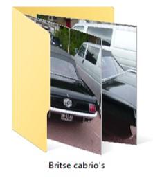 Britse auto's website