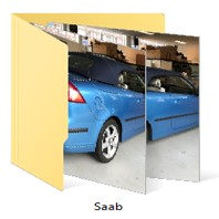 Saab website